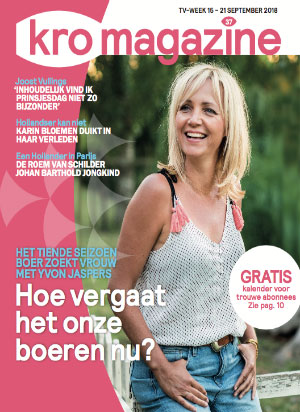 KRO Magazine cover