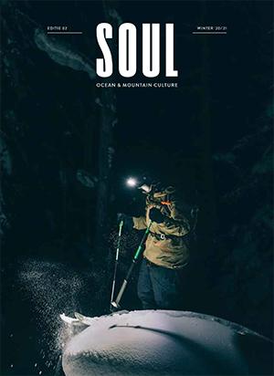 Abonnement en aanbieding op het SOUL magazine
