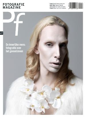 Cover van het magazine PF Fotografie