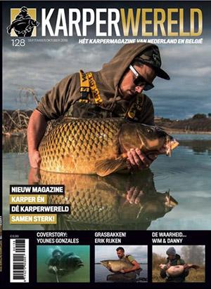 Karperwereld cover