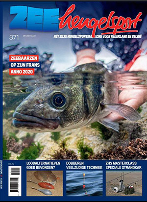 Zeehengelsport cover