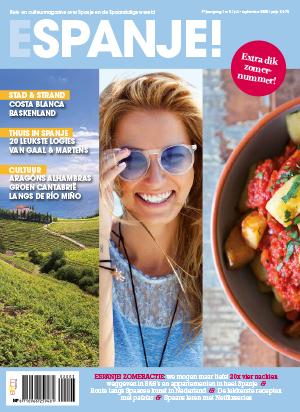 Cover van het magazine ESPANJE!
