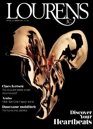 Cover Lourens Magazine