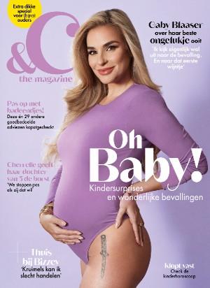 Cover van het magazine &C