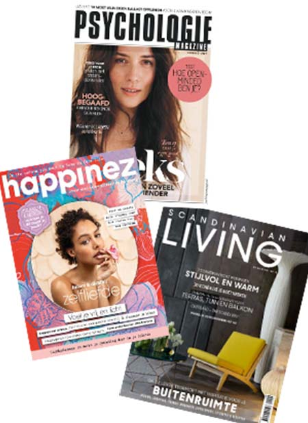 Moederdag tijdschriftenpakket cover