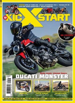 KicXstart cover