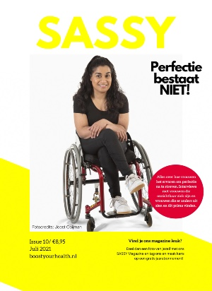 SASSY Magazine cover