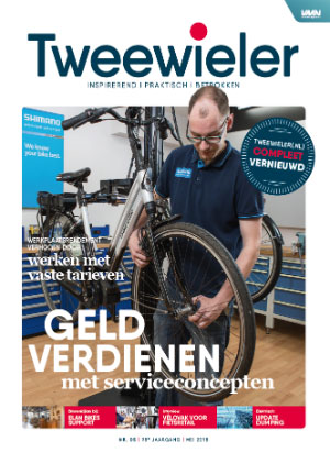 Tweewieler cover